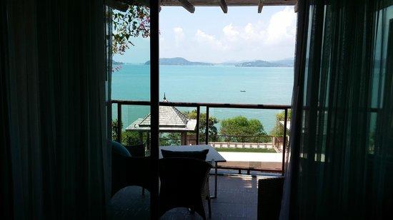 The Westin Siray Bay Resort & Spa Phuket: Pretty Ocean view
