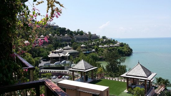 The Westin Siray Bay Resort & Spa Phuket : The Resort