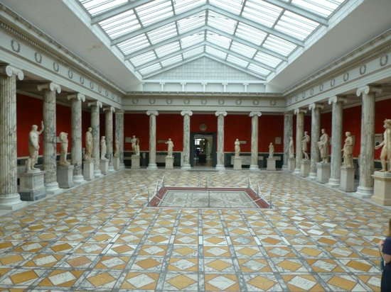Gliptoteca Ny Carlsberg: Romeinse kunst