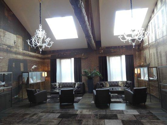LaGare Hotel Venezia - MGallery by Sofitel : 2iem étage