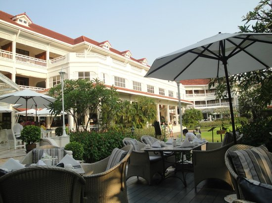 Centara Grand Beach Resort & Villas Hua Hin : Завтрак