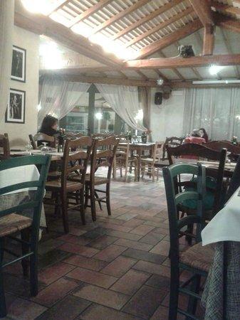 Ristorante Il Toscano: interno