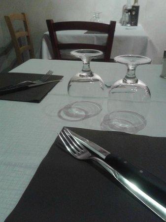 Ristorante Il Toscano: tavolo