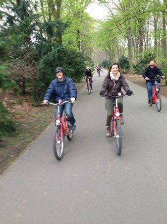 Cultourberlin: Berlin en bicicleta