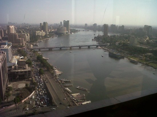 Ramses Hilton: 36 floor