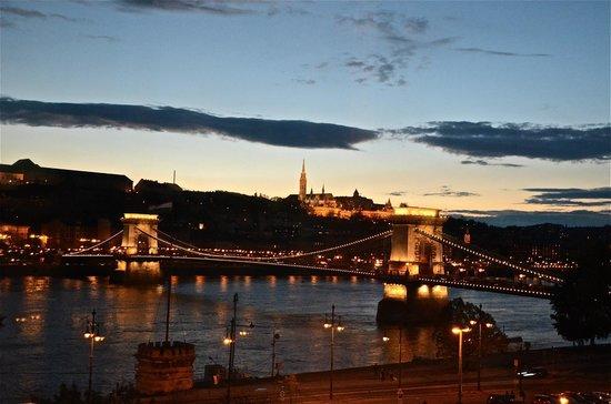 Sofitel Budapest Chain Bridge: more views