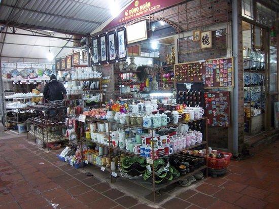 Bat Trang Ceramic Village Hanoi