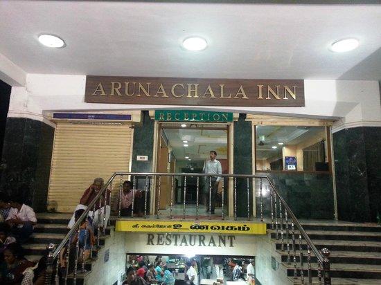 Hotel Arunachala: 7