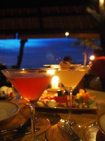 AYANA Resort and Spa Bali : dinner