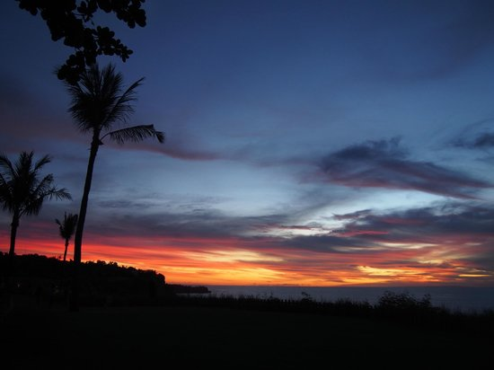 AYANA Resort and Spa Bali: sunset