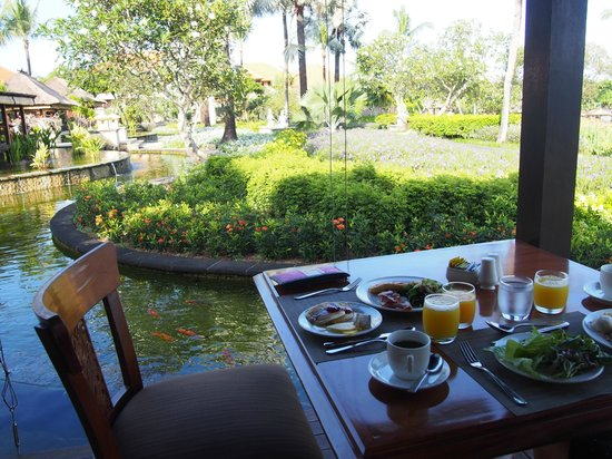 AYANA Resort and Spa : breakfast