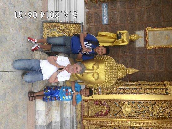 Oriental Siam Resort : een heel leuke dag