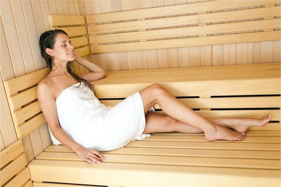 Hotel Harmonija: Relax in our Sauna World