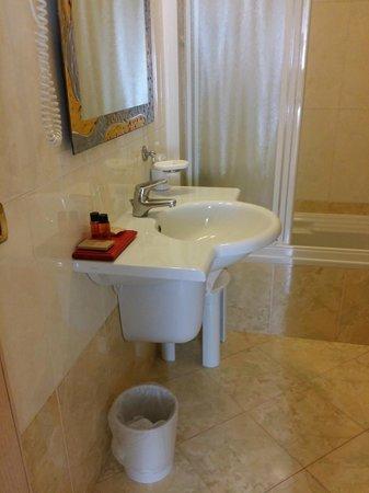 Hotel Alba Palace: bagno