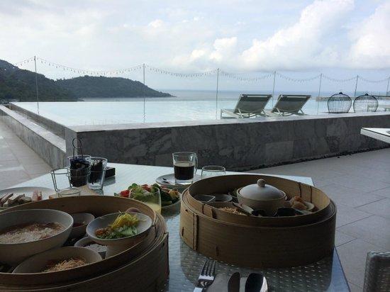 Foto Hotel: 朝食