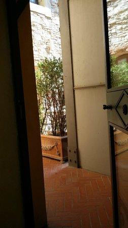 Hotel Alba Palace: ingresso terrazzina