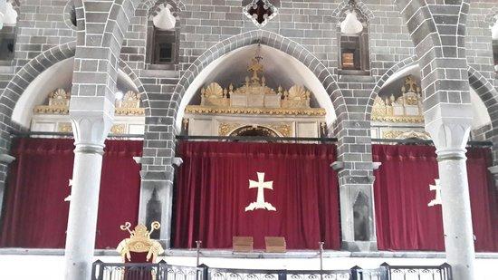 St. Giragos Armenian Church: Ermeni Kilisesi