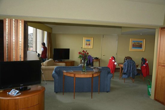 Wrest Point: Our suite