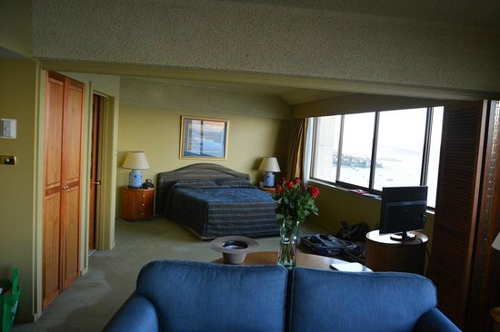 Wrest Point: The suite