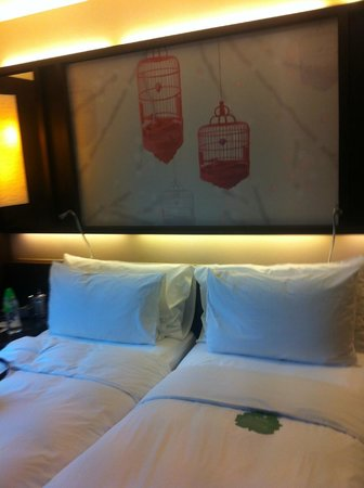 Eaton, Hong Kong: Our room