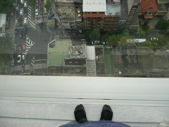 Pullman Bangkok Hotel G: uitzicht