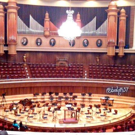 Aula Simfonia Jakarta : Suasana @balqis57