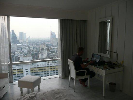 Pullman Bangkok Hotel G: Kamer