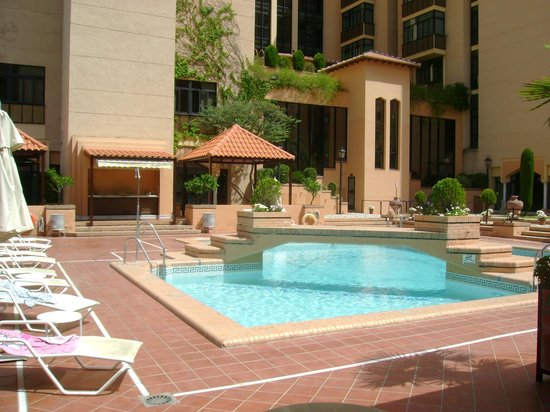 Saray Hotel: bonita piscina