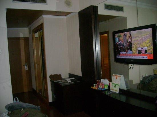 Saray Hotel: la habitación