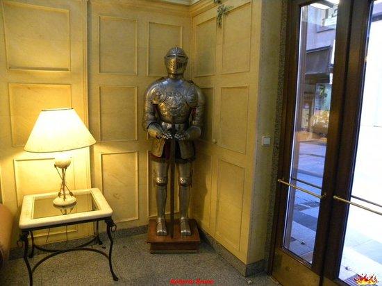 BEST WESTERN Carlos V: Reception