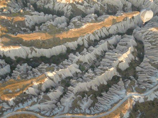 Hot Air Ballooning Cappadocia: 空からのカッパドキア2