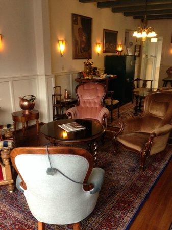 Amsterdam Wiechmann Hotel: seatting room