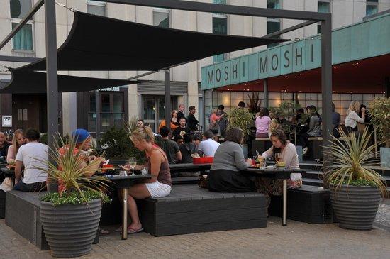 Moshimo : SUMMER ON THE HIROBA DECK