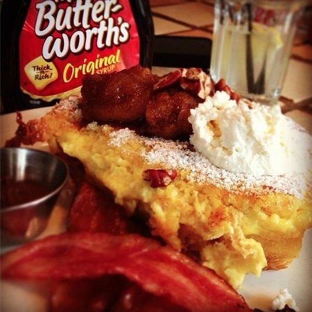 Clarkes Bar And Dining Room French Toast