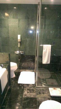 Tempus Hotel Taichung: 看到就想去洗澡了