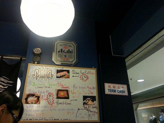Photo of Japanese Restaurant The Sushi Bar at 14 Scotts Road Far East Plaza, Singapore 228213, Singapore