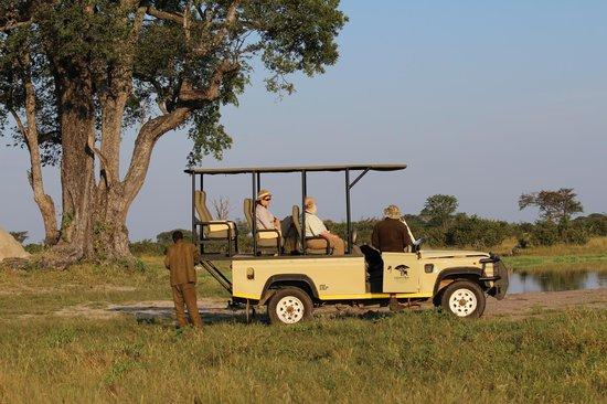 Nehimba Lodge: Photo safari