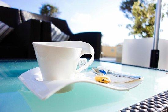 Radisson Blu Resort & Spa, Malta Golden Sands: Coffee @ Mokka Bar