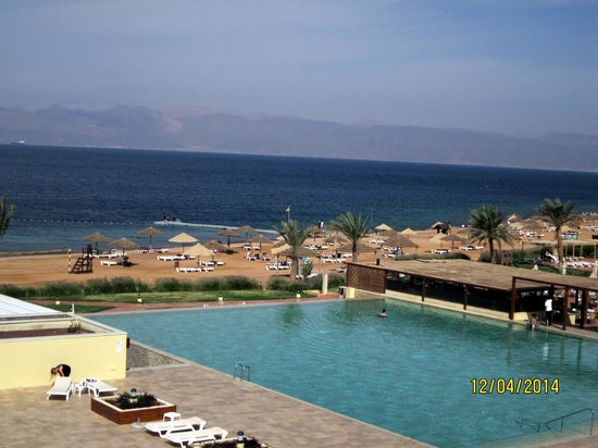 Tala Bay Resort: View from the room