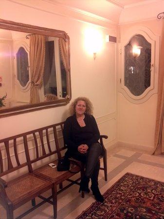 Park Hotel Villa Fiorita: interno dell'hotel villa fiorita