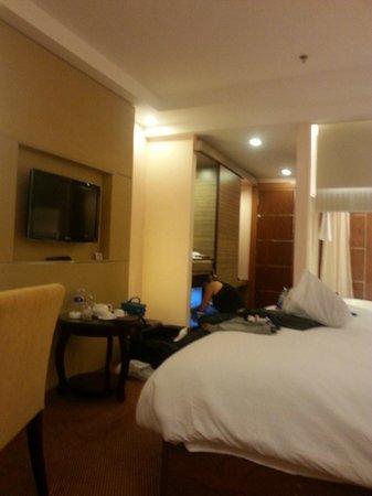 Vietsovpetro Hotel : Delux room
