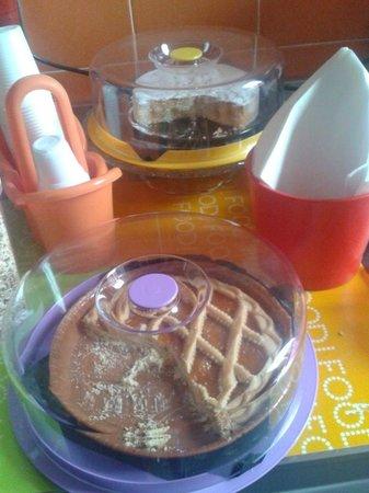 Labicana42 B&B: colazione gnammy