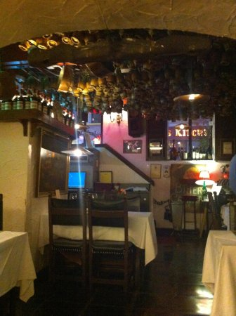 La Taverna: The restuarant