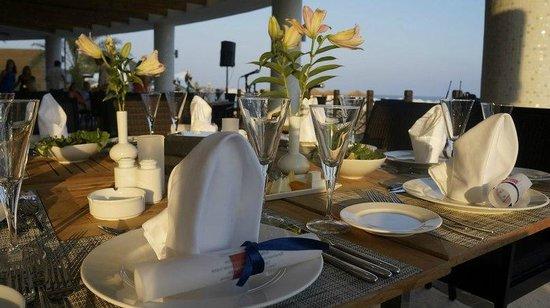 Kaya Palazzo Golf Resort: Гала ужин