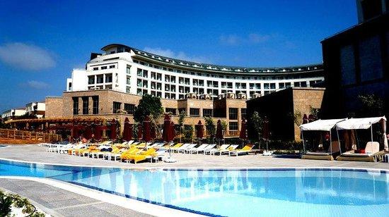 Kaya Palazzo Golf Resort: Отель
