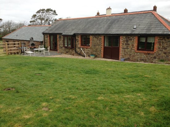 Way Barton: the cottage