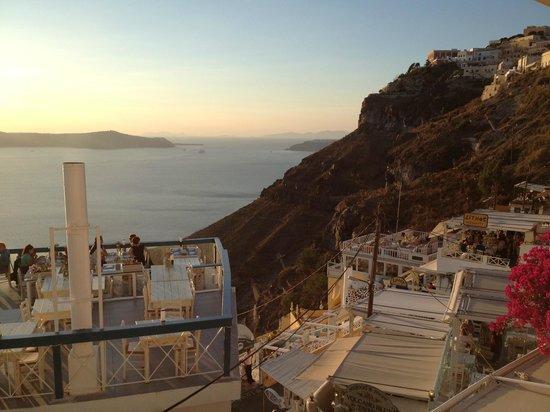 Argo Restaurant: View