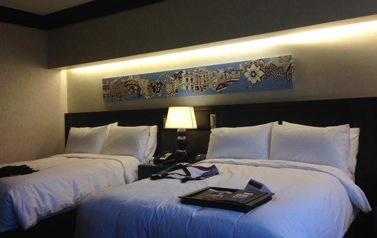 Fairmont Singapore: Heavenly Bed
