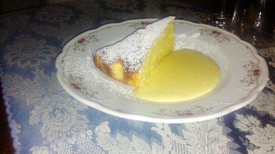 Casa Masi: torta all'arancia