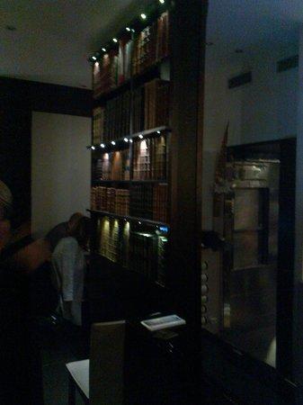 Café Sud : Interior view